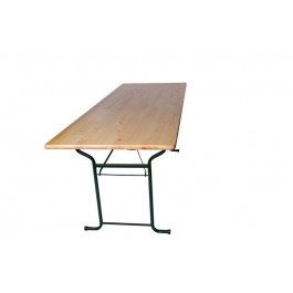 Tables brasserie 200x70cm