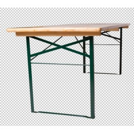 Table brasserie 200 x 70 cm